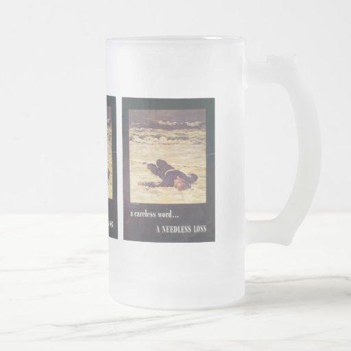 A Needless Loss World War 2 Mug