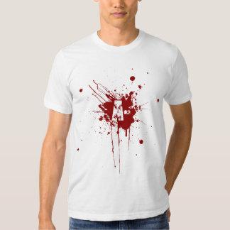 A Negative Blood Type Donation Vampire Zombie Shirt