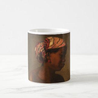 A Negress Coffee Mug