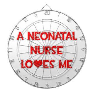 A Neonatal Nurse Loves Me Dart Boards