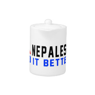 A Nepalese Do It Better