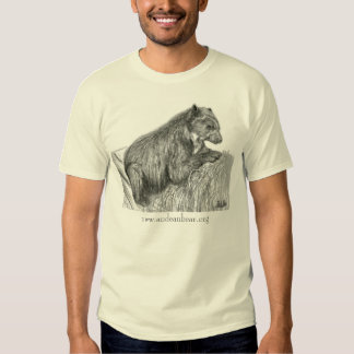 A. Neuman Bubu Sketch T Shirt