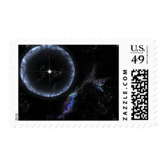 A Neutron star SGR 1806-20 Postage