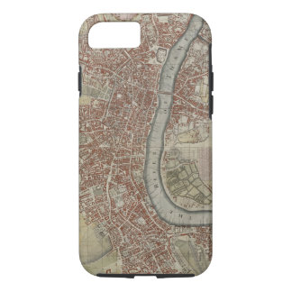A New and Exact Plan of the Cities of London and W iPhone 8/7 Case