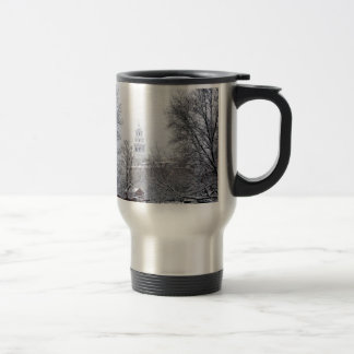 A New and Glorious Morn 15 Oz Stainless Steel Travel Mug