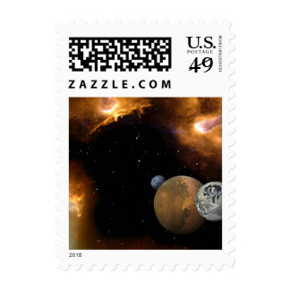 A New Beginning Postage