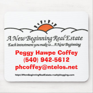 A New Beginning Real Estate Mouse Pad