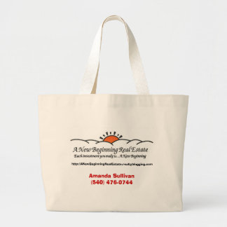 A New Beginning Real Estate Tote Tote Bag