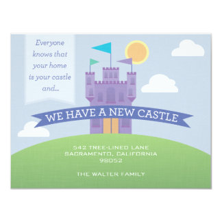 A New Castle Moving Announcement