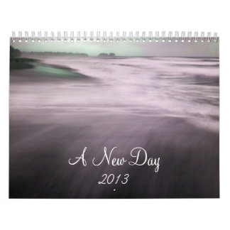 A New Day Wall Calendars