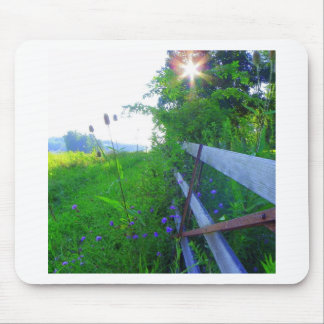 A new day dawning mouse pad