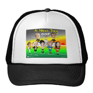A New Day Trucker Hat