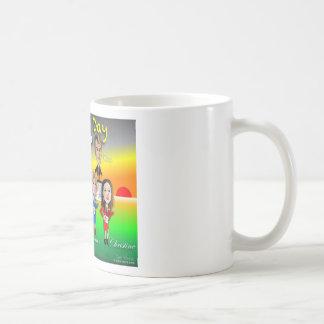 A New Day Classic White Coffee Mug
