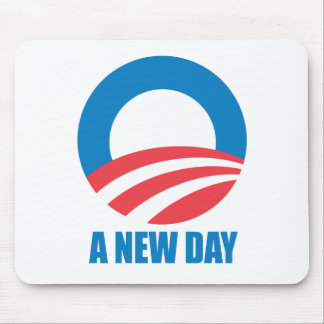 A NEW DAY O -.png Mouse Pad