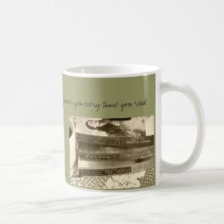 A new discovery awaits ... coffee mug