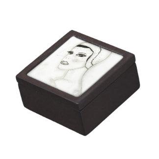 A New Flapper Girl Jewelry Box