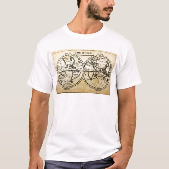 A New Geographical Pocket Companion Comprehending T-Shirt