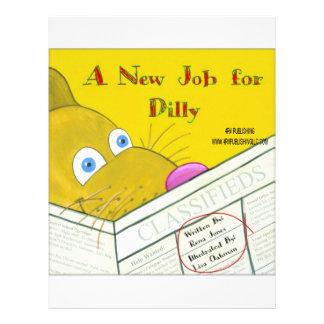 A NEW JOB FOR DILLY CUSTOM LETTERHEAD