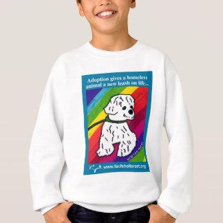 A New Leash on Life Sweatshirt