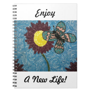 A New Life Note Book