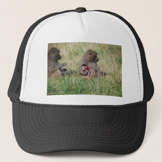 A new life trucker hat