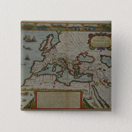 A New Map of the Roman Empire Button