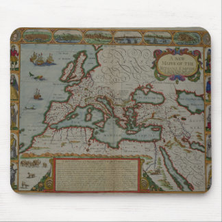 A New Map of the Roman Empire Mouse Pad