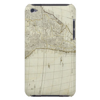 A new map of the whole continent of America iPod Touch Case-Mate Case