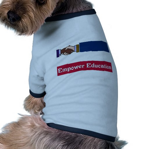 A New Mississippi: Empower Education Dog Clothing