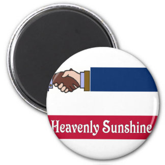 A New Mississippi: Heavenly Sunshine Magnet