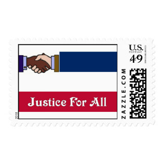 A New Mississippi: Justice For All Stamp