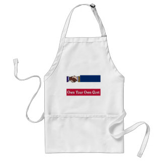 A New Mississippi: Own Your Own Govt Adult Apron
