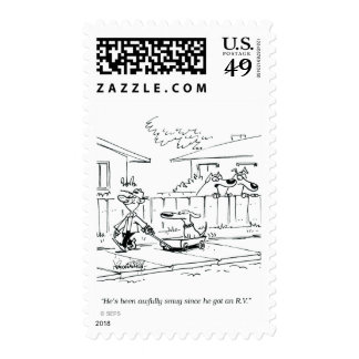 A New Ride Stamps