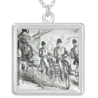 A New way to travel to Brighton, 1864 Jewelry