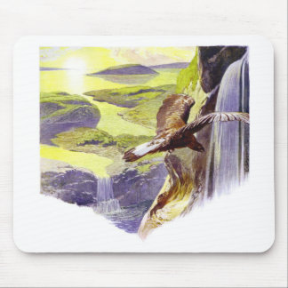 A New World Mouse Pad