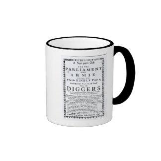 A New Year's Gift Mugs