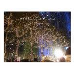 A New York Christmas Postcards