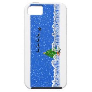 A Newfie Christmas iPhone 5 Covers