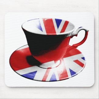 A nice cup of English Tea Mouse Pad