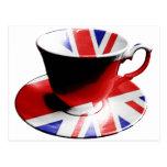 A nice cup of English Tea Postcards