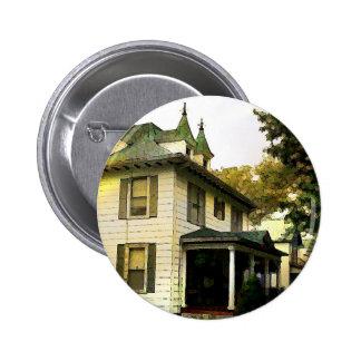 A Nice House Pinback Button