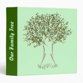 A Nice Little Tree Scrapbook Album 3 Ring Binder