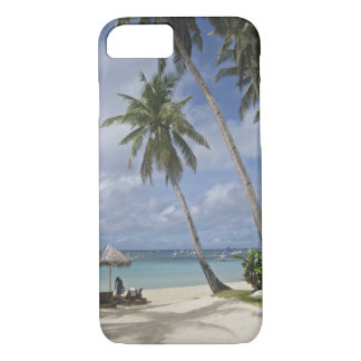 A Nice View Of Paradise Beach iPhone 7 Case