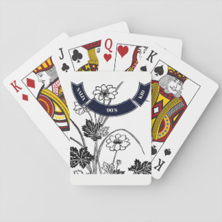 A Nigeria Themed Playing Card Set