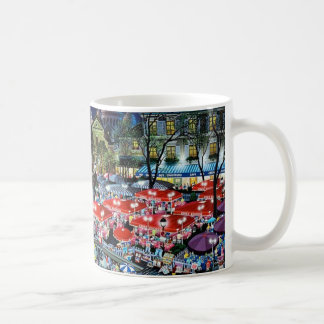 A Night At Montmartre, Alexander Chen Coffee Mug