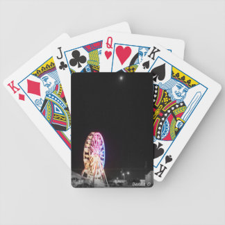 A night at the Carnival Bicycle Playing Cards