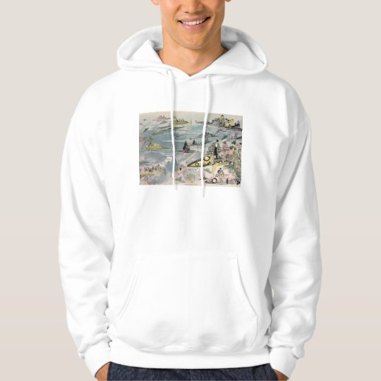 A Night at the Opera in the Year 2000 - 1882 Hoodie