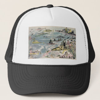 A Night at the Opera in the Year 2000 - 1882 Trucker Hat