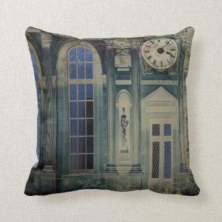 A Night at the Palace Throw Pillow