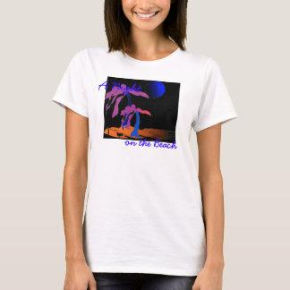 A Night, on the Beach T-Shirt